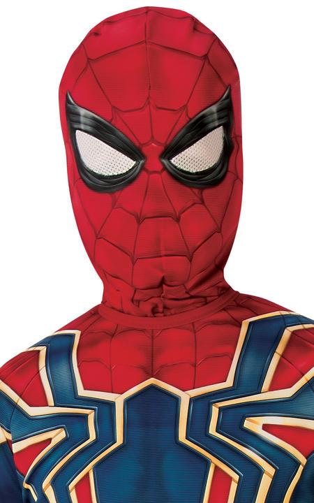 Spiderman Classic Boy's Fancy Dress Costume Thumbnail 2