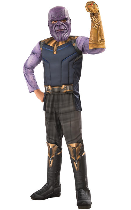 Thanos Deluxe Fancy Dress Thumbnail 1