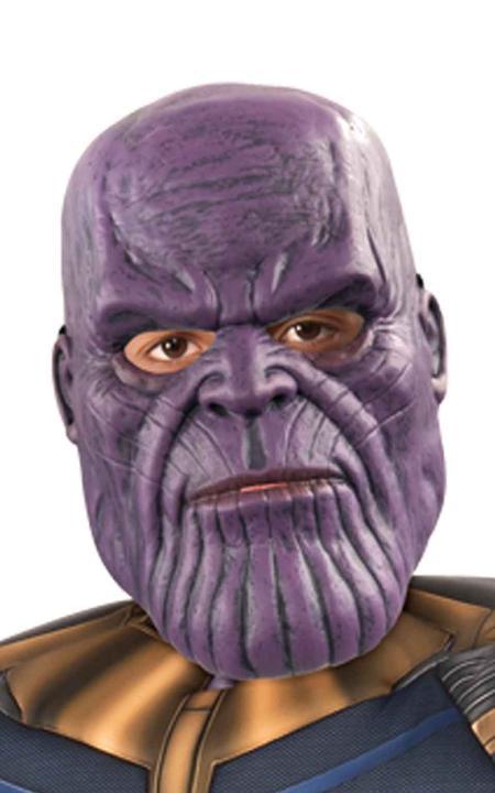 Thanos Deluxe Fancy Dress Thumbnail 2