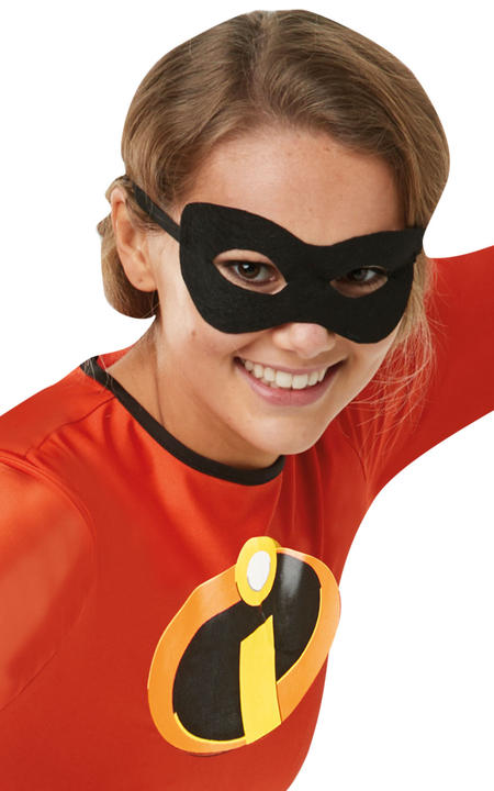 Mrs Incredible Womens Costume Ladies Fancy Dress outfit offical Licensed Thumbnail 2