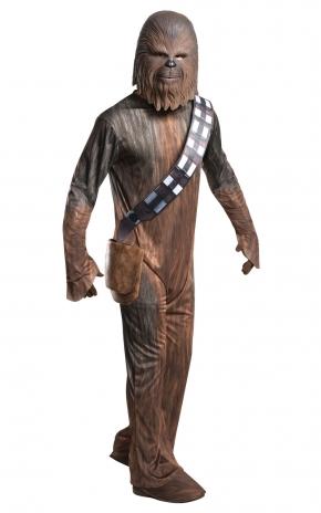 Chewbacca Star Wars Disney Men's Thumbnail 1