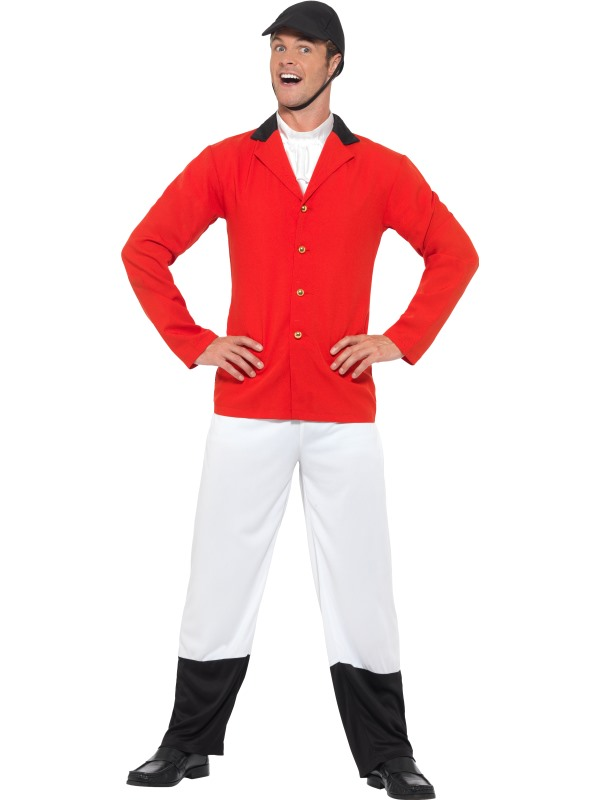 The Huntsman Men's Fancy Dress Costume