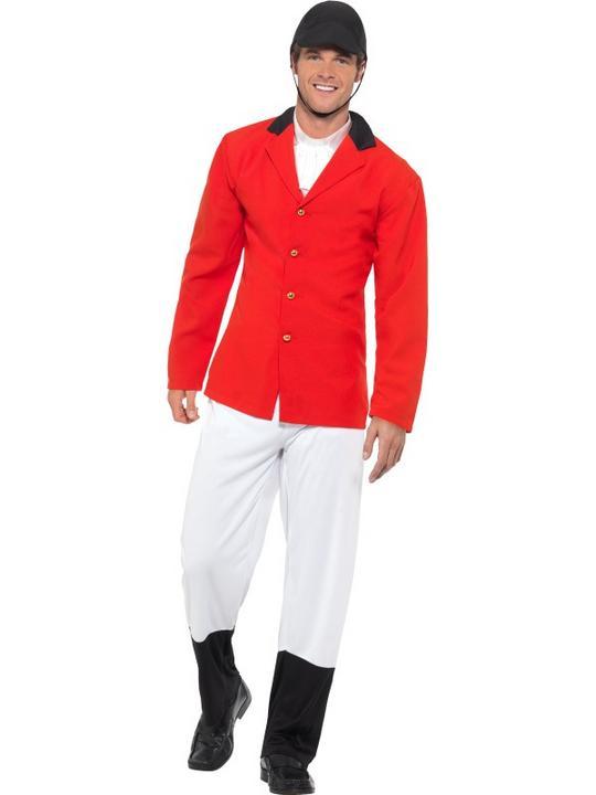 The Huntsman Men's Fancy Dress Costume Thumbnail 2