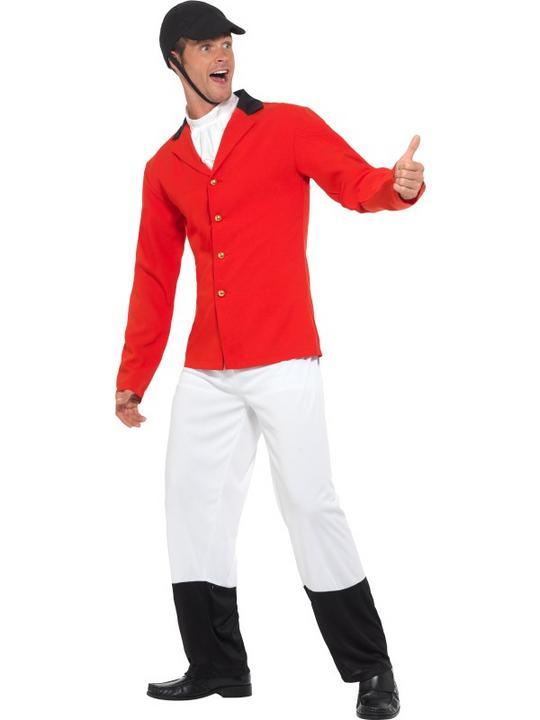 The Huntsman Men's Fancy Dress Costume Thumbnail 4