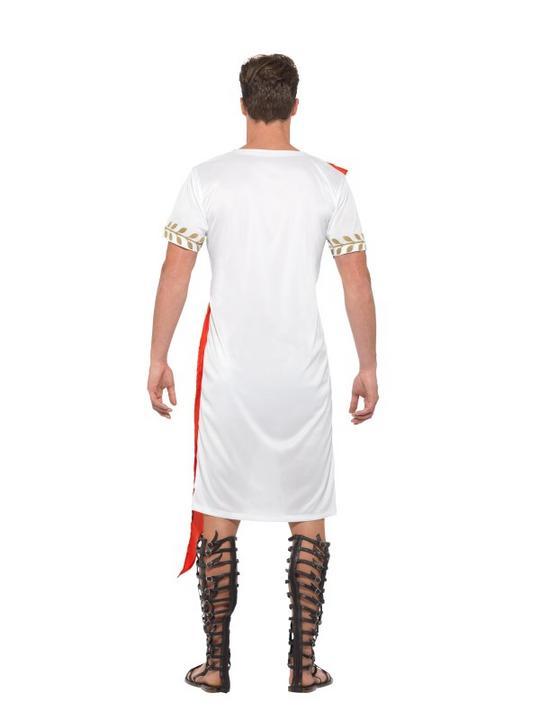 Roman Senator Men's Fancy Dress Costume Thumbnail 3
