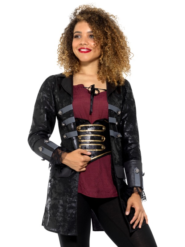 Pirate Jacket, Women's
