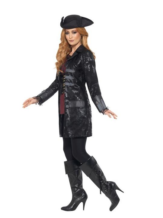 Pirate Jacket, Women's Thumbnail 4