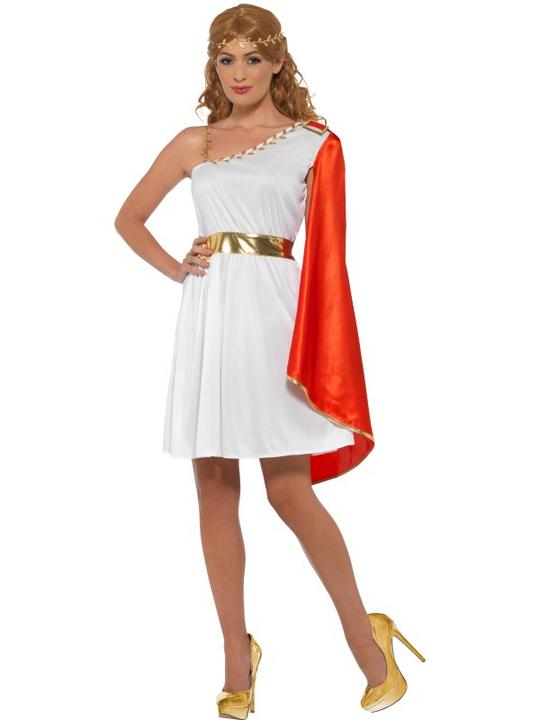 Roman Lady Fancy Dress Costume Thumbnail 2