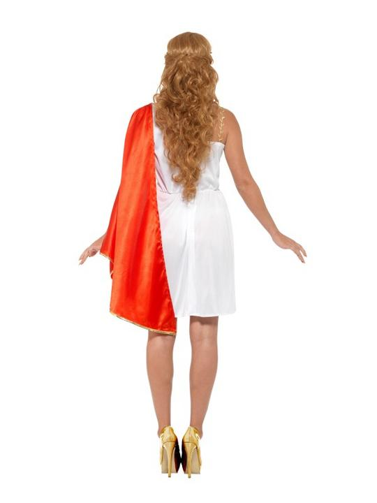 Roman Lady Fancy Dress Costume Thumbnail 3