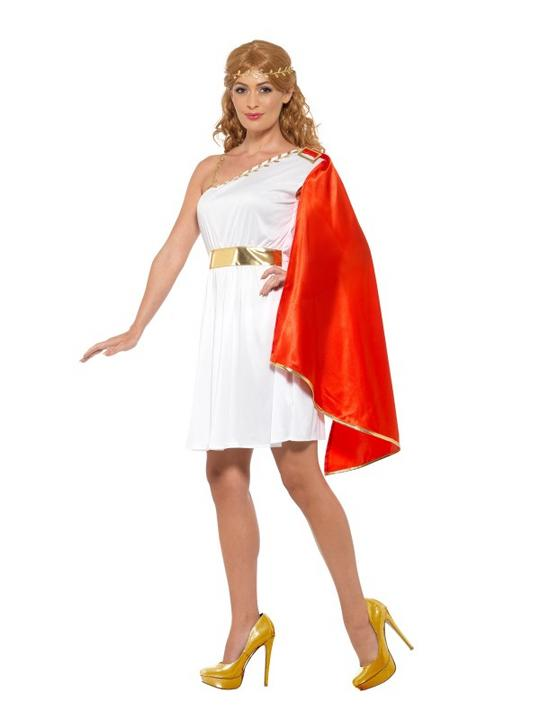 Roman Lady Fancy Dress Costume Thumbnail 4