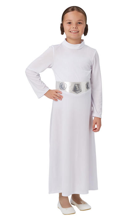 Princess Leia Star Wars Disney Teen Fancy Dress Thumbnail 1