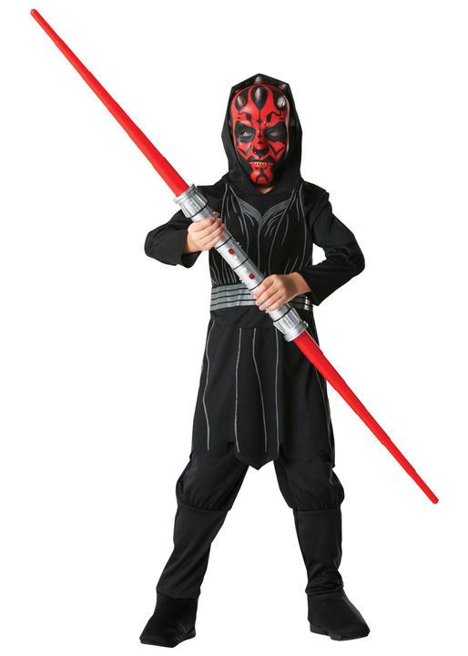 Darth Maul Star Wars Disney Teen Boy's Fancy Dress Thumbnail 1