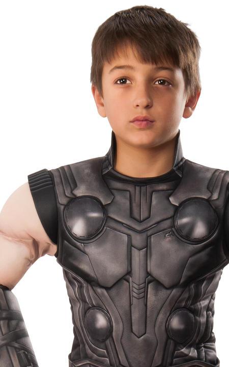 Thor infinity War Marvel Deluxe boy's Costume Thumbnail 2