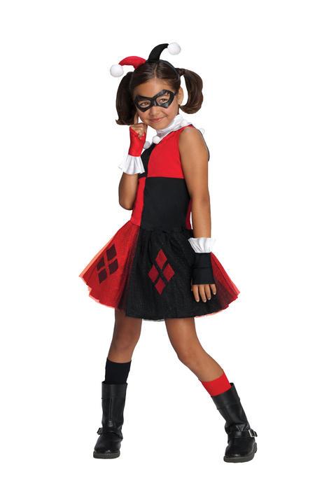 Harley Quinn Tutu Costume Thumbnail 1