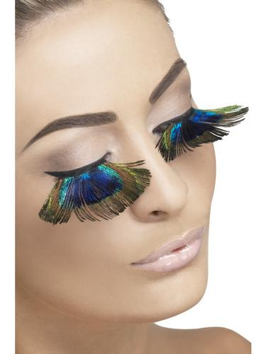 Eyelashes, Peacock Feathers Thumbnail 1