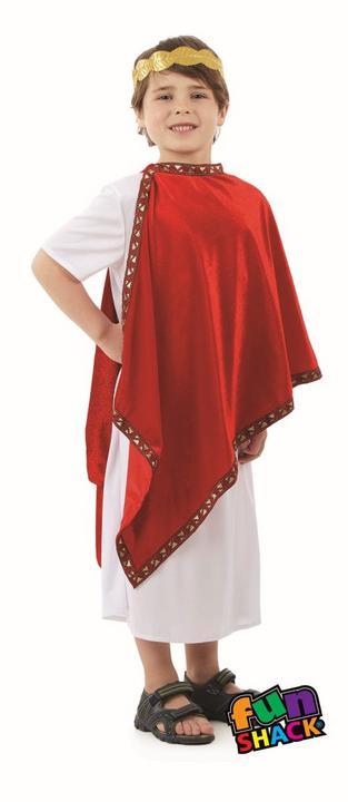 Roman Boy's fancy Dress Costume Thumbnail 2