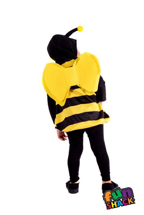 Bumble Bee Toddler Fancy Dress Costume Thumbnail 1