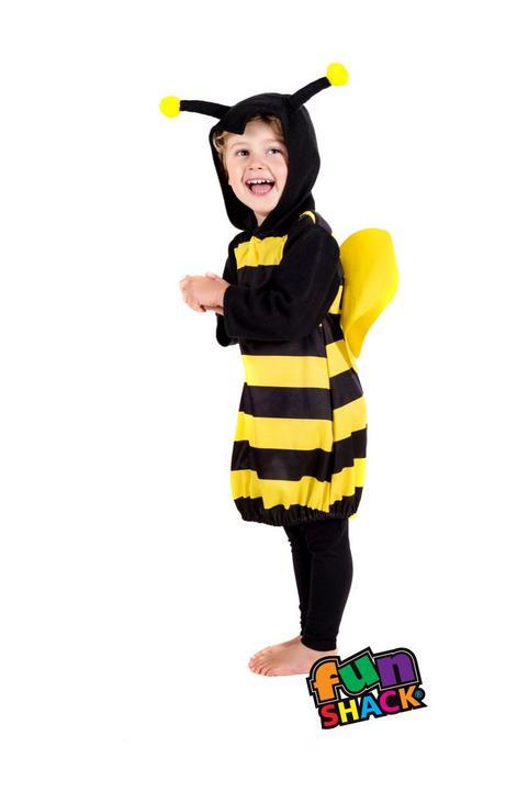 Bumble Bee Toddler Fancy Dress Costume Thumbnail 2