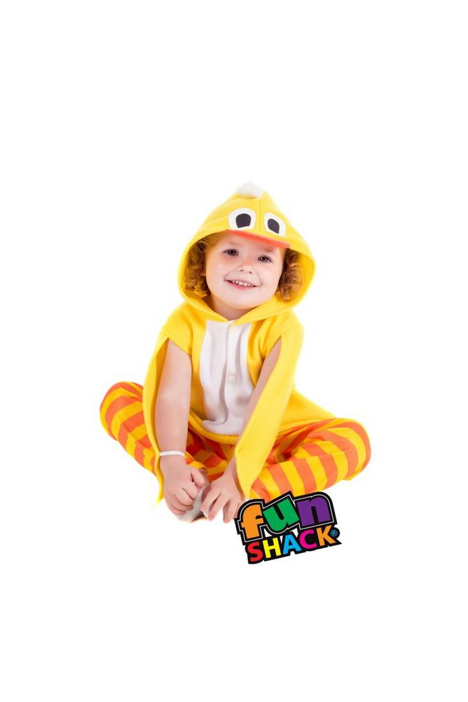 Chick Toddler Fancy Dress Costume