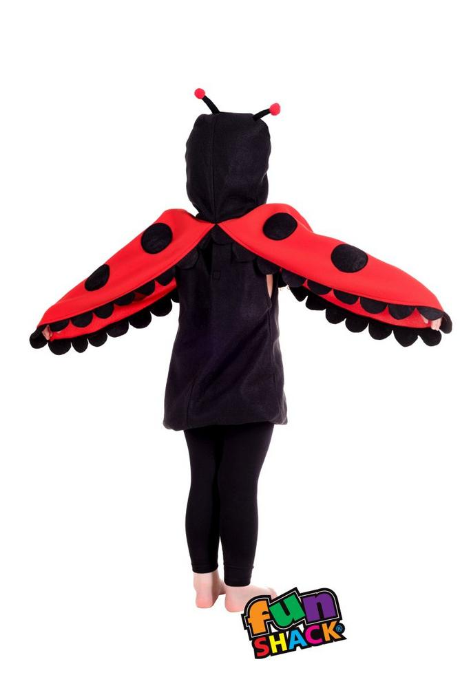 Lady Bug Toddler Fancy Dress Costume