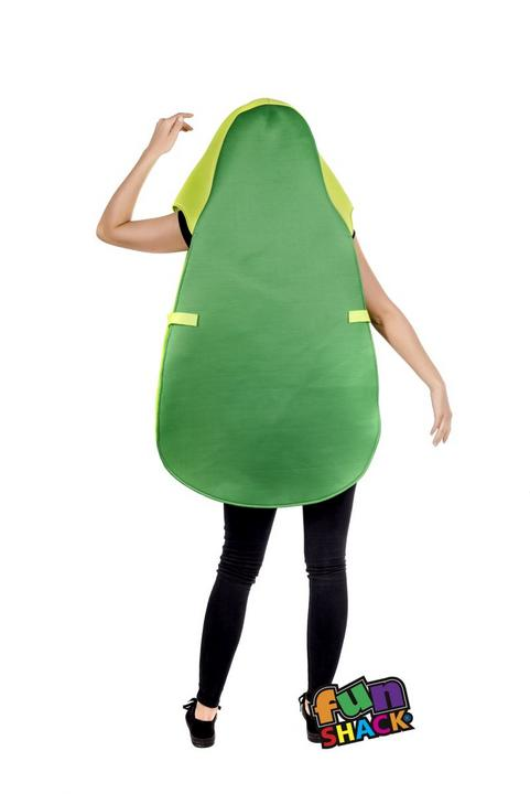 Avocado Fancy Dress Costume Thumbnail 2