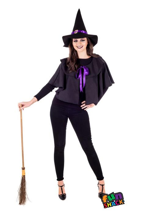 Witch Kit Fancy Dress Costume Thumbnail 1