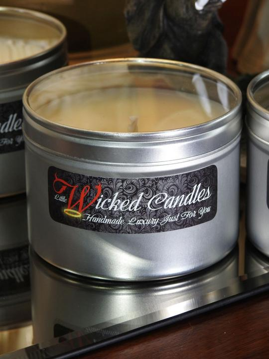 Scented Candle - Crisp Christmas Morning  Thumbnail 1