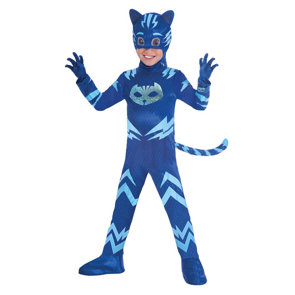 PJ Masks Catboy Boy's Deluxe Fancy Dress Costume