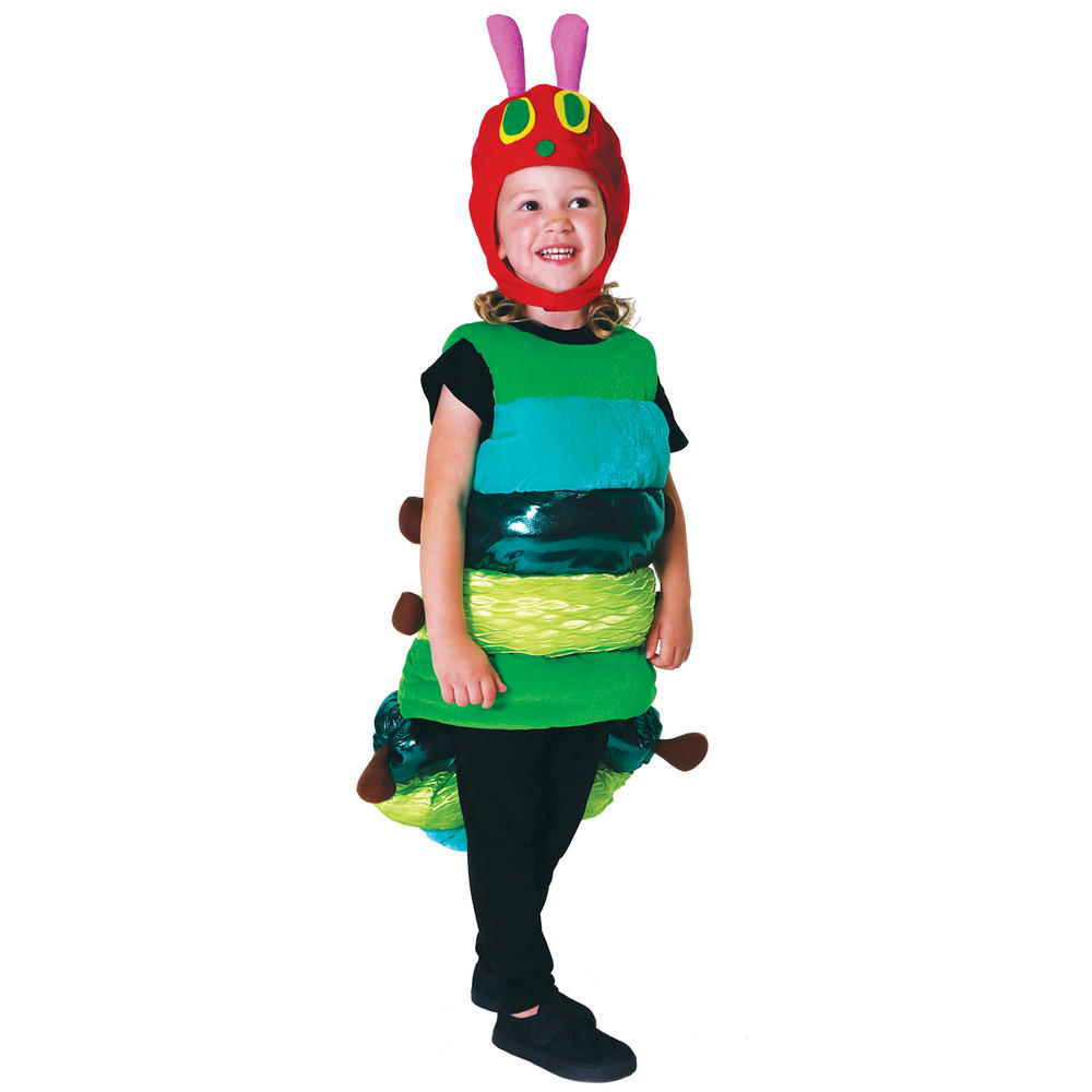 Very Hungry Caterpillar Deluxe Fancy Dress Costume