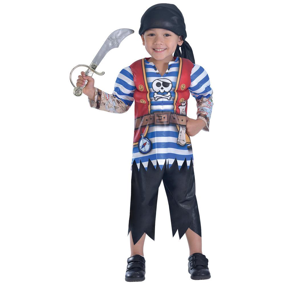 Ahoy Matey Boys Fancy Dress Costume