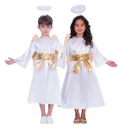Gabriel Unisex Angel Fancy Dress Costume Thumbnail 1