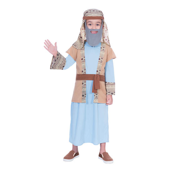 Shepherd Boy's Fancy Dress Costume Thumbnail 1