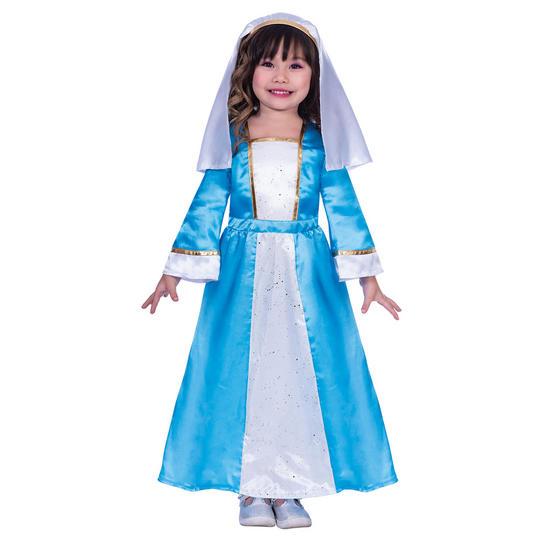 Mary Girl's Fancy Dress Costume Thumbnail 1