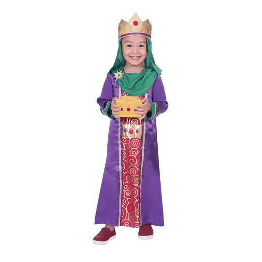 King Boy's Fancy Dress Costume Thumbnail 1