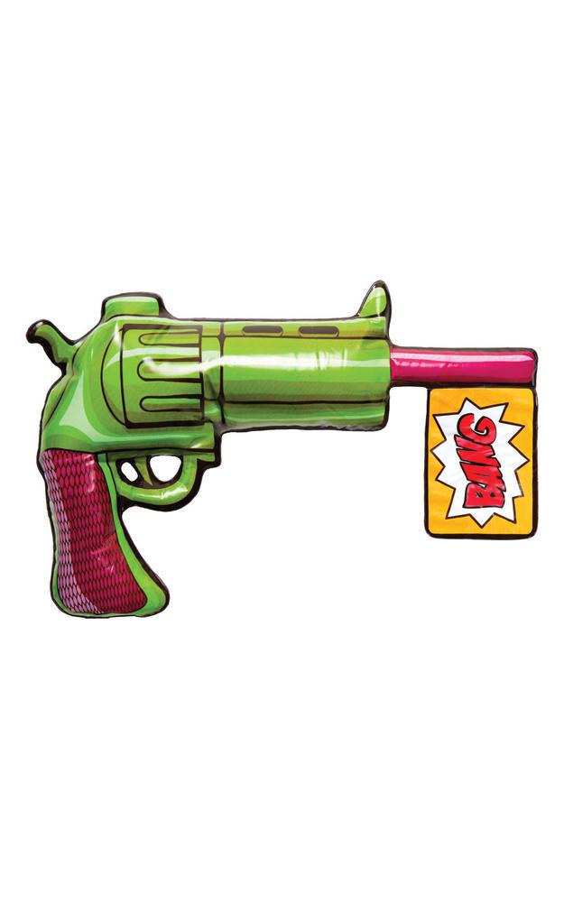 Joker Inflatable Gun DC Comics