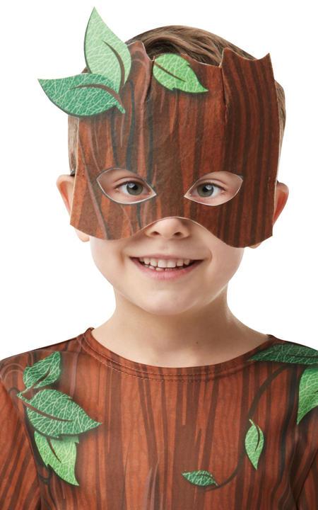 Twig Boy Tree Boy's Fancy Dress Costume Thumbnail 2