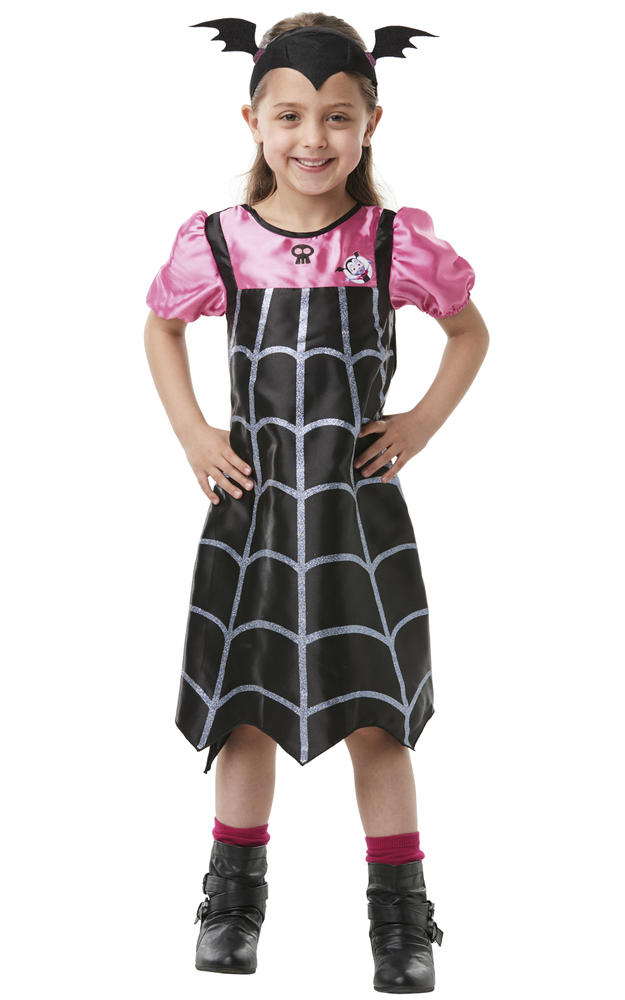 Vampirina Girl's Fancy Dress