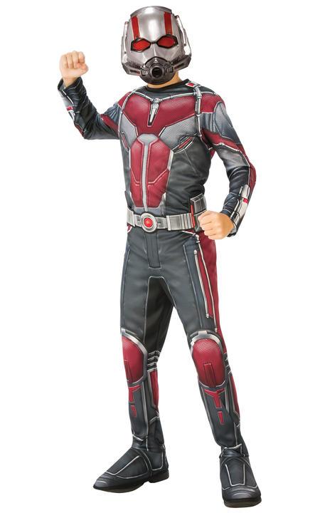 Ant-Man Marvel Boy's Fancy Dress Thumbnail 1
