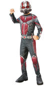 Boys Ant Man Costume Kids Marvel DC Comics Superhero Fancy Dress Outfit Licensed