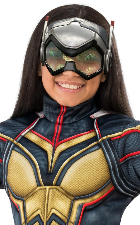 Wasp  Girl's Deluxe Fancy Dress Costume Thumbnail 2