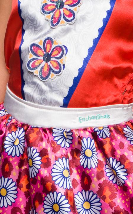 Felicity Fox Enchantimals Girl's Fancy Dress Thumbnail 3