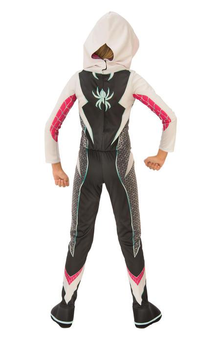 Spider Gwen Girl's Costume Thumbnail 2