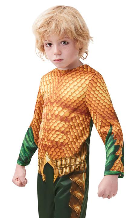 Aquaman Marvel Boy's Costume Thumbnail 2