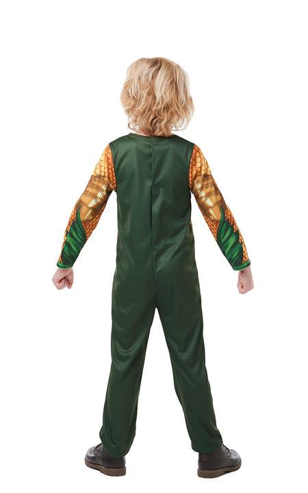 Aquaman Marvel Boy's Costume Thumbnail 3