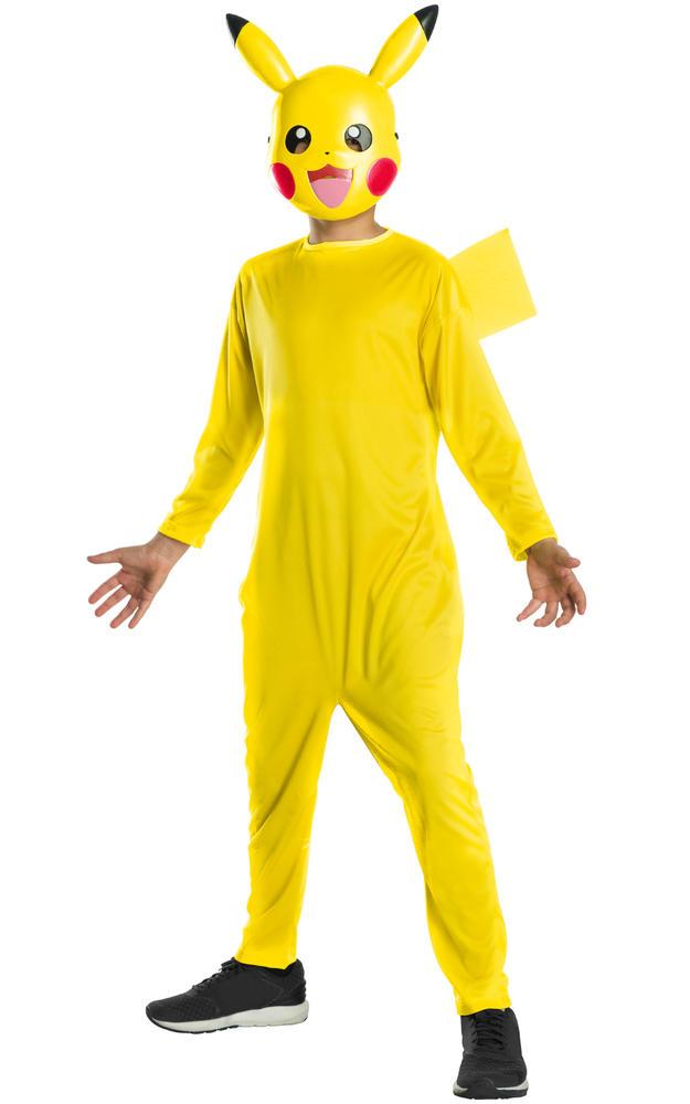 Pikachu Pokemon Fancy Dress