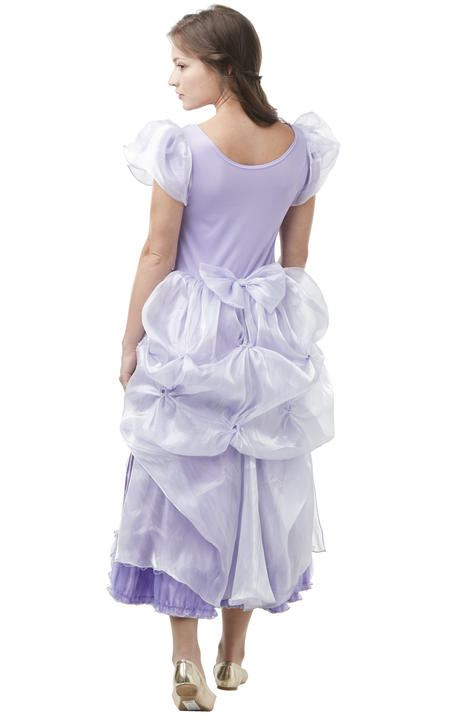 Clara Lavender Disney Womens Costume Ladies Fancy Dress Outfit Nutcraker  Thumbnail 2