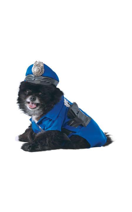 Police Dog Costume Thumbnail 1