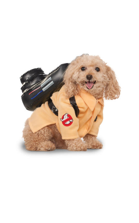 Ghostbusters Dog Costume Thumbnail 1