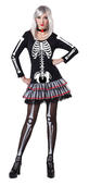 Skeleton Maiden Women's Costume