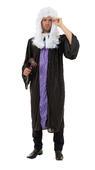 Judge Gown Men's Costume